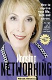 Nonstop Networking: How to Improve Your Life, Luck, and Career (Capital Ideas for Business & Personal Development) by Nierenberg, Andrea (2002) Hardcover